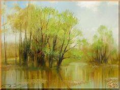 Landscape - 328 Пейзаж, картины, сувенир, подарки