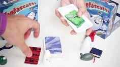 Il gioco da tavola di fantasmi portatlie! Fantascatti