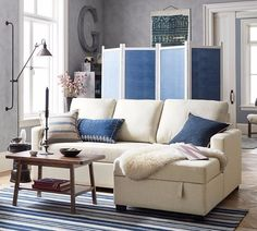 Pottery Barn Finally Launched the Small Space Collection We've Been Waiting For