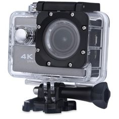 F68 4K Ultra HD 170 Degree Wide Angle 12MP WiFi Action Camera