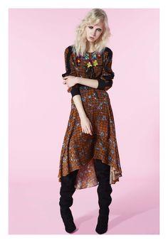 Preen Line Pre-Fall 2016 Fashion Show