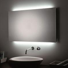 LED Exquisite Illuminated Mirror