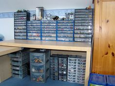 Lego Storage by Malravion, via Flickr