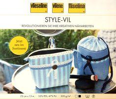 Freudenberg Vlieseline STYLE-VIL weiß Coin Purse, Lunch Box, Quilting, Purses, Wallet, Shoulder Pads, Handbags, Creative, Bento Box