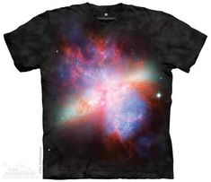 Size YOUTH SMALL  Science  Astronomy NEW. EINSTEIN  STARRY NIGHTS  T-SHIRT