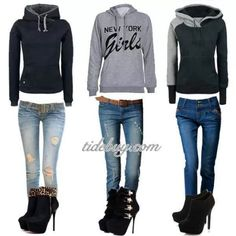 Fall/ Winter Clothes