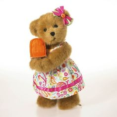 Boyds Bears Summer Sugarbeary