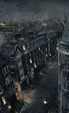 londons, klaus wittmann on ArtStation at http://www.artstation.com/artwork/londons