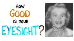 Dzięki temu wideo sprawdzisz, czy masz dobry wzrok #inspiracje