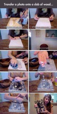 How To Transform Pictures To Wood #Various #Trusper #Tip
