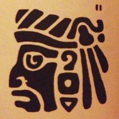 Aztec Symbols, Mayan Symbols, Ancient Symbols, Viking Symbols, Egyptian Symbols, Viking Runes, Maya Design, Mayan Tattoos, Inca Tattoo