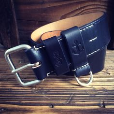 SOXISIX handmade leather belt www.soxisix.com