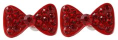 Bijou Brigitte  Orecchini  fiocchi rossi