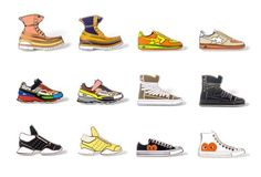 Sneaker Collection II Pack