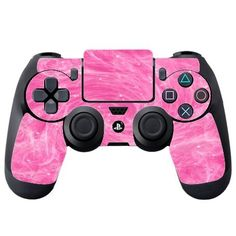 Pink Galaxy Cotton Candy PS4 DualShock4 Controller Vinyl Decal Sticker Skin by Debbies Designs >>> You can get additional details at the image link.Note:It is affiliate link to Amazon.