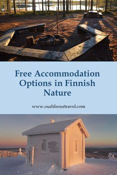 Free accommodation in Finland