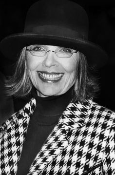 "There's no denying that Diane Keaton single-handedly brought the menswear trend in vogue. Ever since her iconic performance in wide-leg trousers, neckties and bowler hats in ""Annie Hall,"" the charming comedic actress' name has stood for borrowed-from-the-boys style."