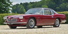 1963 Maserati 5000 GT by Frua