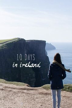 10 day Ireland road trip itinerary   Find & Map  #Ireland #Itinerary #Travel