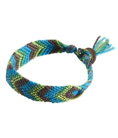 Native Yarn Bracelet - $1.99 @ Aeropostle, was $10.99! Cute!
