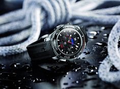 TAG Heuer Aquaracer Calibre 72 Countdown Automatic Chronograph Oracle Team USA Defender Edition
