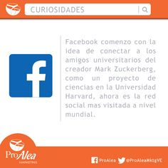 #ProAlea #SocialMedia #Marketing #3.0 #Facebook