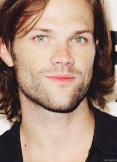 His eyes look like my mom's.