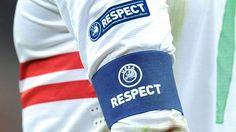 Respect. UEFA.