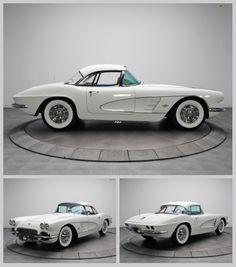 Corvette C1 (1961)   Cars in Studio