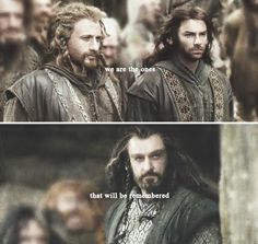The Line of Durin. May your memory never fade