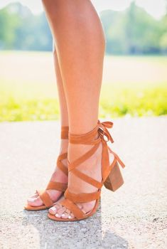 lace up sandals wrap around sandals // Pretty Shoes, Beautiful Shoes, Cute Shoes, Me Too Shoes, Dream Shoes, Crazy Shoes, High Heels, Shoes Heels, Lace Up Sandals