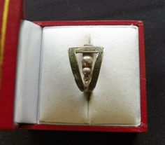$5.00 Silvertone Buckle Ring Size 7 (82315-1355MS) jewelry, rings, collectibles #Unbranded #Band