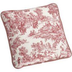 Kess InHouse Heidi Jennings Hugs /& Kisses Throw Pillow 16 by 16 Pink Pattern