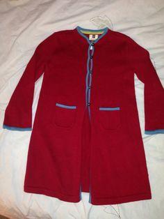 Tea Collection 2005 China Holiday Ming Robe coat