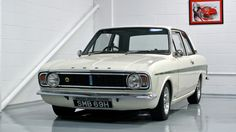 Ford Lotus Cortina - These were something special back in the day... And they're still something special now. ☺