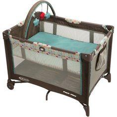 Playard Pack N Play Travel Bed Sleep Baby Infant Graco Bassinet Crib Pen New  47406122288 | eBay