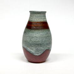 Mid Century Ceramic JASBA Vase mod N 30111-25   Fat Lava   West Germany   1970s Pottery   Vintage Retro Ceramics   Studio Pottery by EllaOsix on Etsy