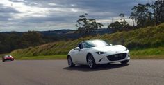 And we're on the road! @MazdaAus #MX5 #TheCorrespondent