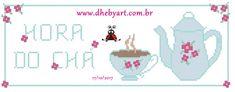 Dhebyart: Hora do chá - 1