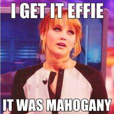 hahaha oh Katniss
