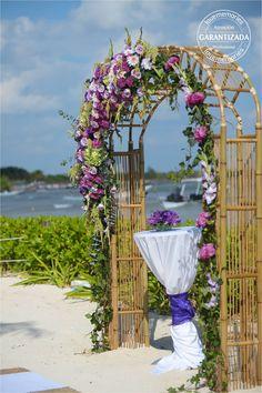Precioso Arco Floral  #arrangements #flowers #arreglos #florales
