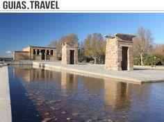 Con una antigüedad que supera los 2000 años, el Templo de Debod es uno de los monumentos más antiguos, enigmáticos y peculiares de todo Madrid. http://www.guias.travel/blog/templo-de-debod-la-joya-egipcia-de-madrid/  http://www.viajaramadrid.org