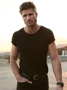 Davey Fisher #handsome #hot #sexy #celebrity #hunk