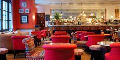 Charlotte Street Hotel, bar, restaurant and brunch - 15 Charlotte Street, London
