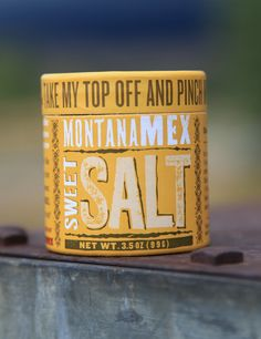 One of the Montana Mex Salt Superheroes!