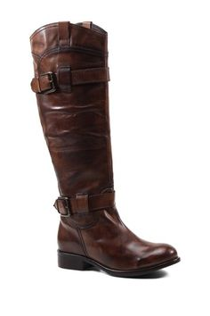 In search of the perfect fall boot: Temp Ted Buckle Boot
