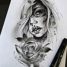 Neném tattoo