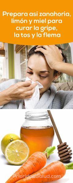 Zanahoria Limon Y Miel Para La Gripe La Tos Y Sacar La Flema De Los Pulmones Remedios Caseros Para La Tos Tos Seca Jarab Natural Juices Health Health Tips