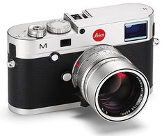 Leica M -full-35mm format 24MP sensor and Leica's legendary lenses. Available early 2013. DREAM