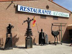 Restaurante El Olivar en Arroyomolinos, Madrid